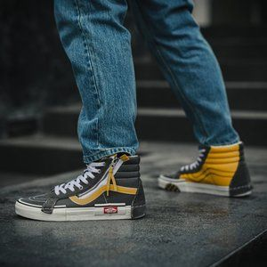 Vans Sk8-Hi Reissue Cap Skate Shoes Men's
